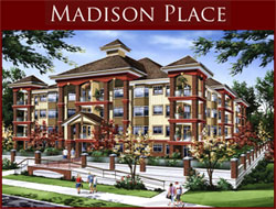 Quadra Homes presents Madison Place Langley pre-construction condos with high-end kitchens, bathrooms, bedrooms and outdoor living spaces. The Langley presales Madison Villas are currently selling.
