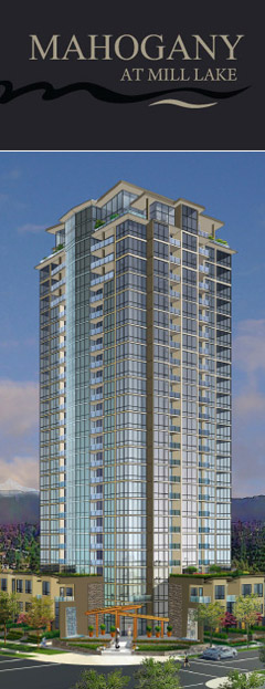 Tallest Abbotsford condo tower.