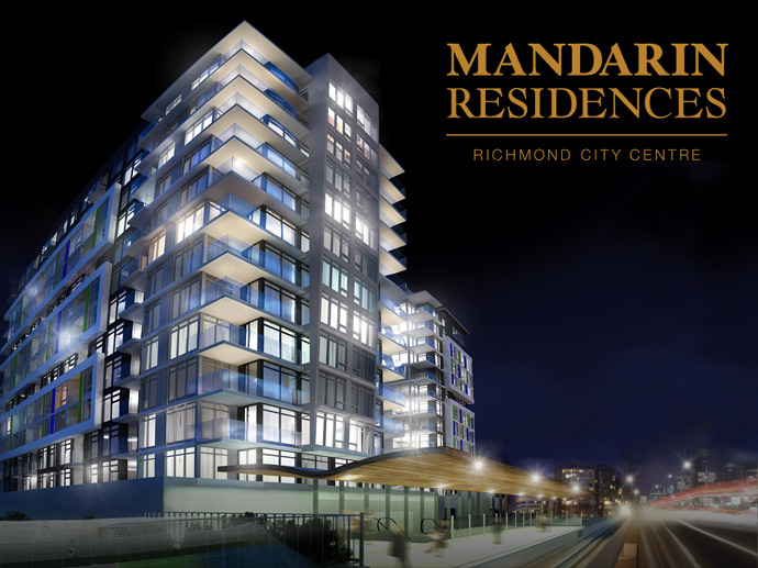 New Richmond Mandarin Residences for Sale.