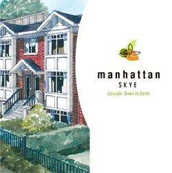 Manhattan Skye Surrey condo homes and townhouse development is now entering it's final phase of presales launches.  With English colonial brick facades and great floorplans Manhattan Skye in Surrey is a once in a lifetime purchase opportunity.