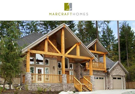 Boutique Vancouver builder Marcraft Homes presenting 2 new developments.