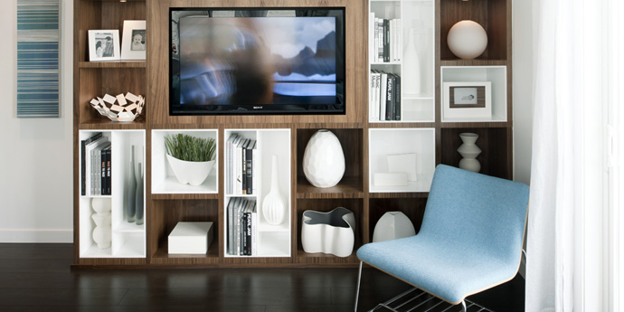 Spacious living areas and storage space are presented at the Metrotown Burnaby METRO rowhome project.