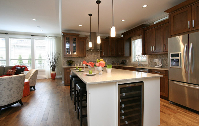 Burke Mountain Millard Park Estates Coquitlam single family homes.