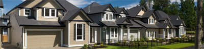 Langley's Promenade at Milner Heights features elegant and traditional row homes and townhouses while the Milner Heights Seasons community will feature single-family detached homes with garages.