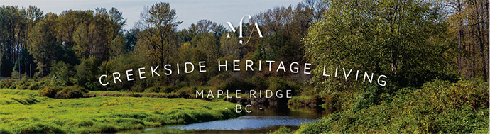 Introducing the new Maple Ridge single family homes for sale at Montgomery Acres Homesteads.