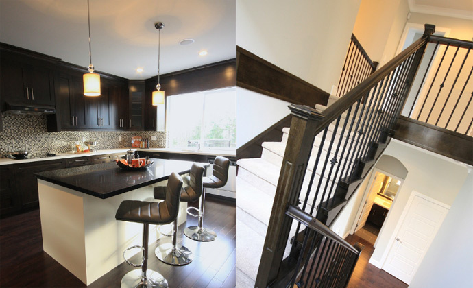 Custom crafted Coquitlam houses on the market