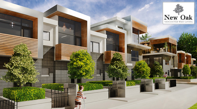 New vancouver condos for sale presale lower mainland for Luxury townhouse designs