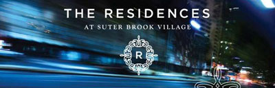 The Residences at Suter Brook Village Port Moody real estate development is an Onni Community