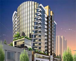 Paloma 2 Richmond Condominium Residences are in the pre-sales launch right now and this represents homes from $413,900.