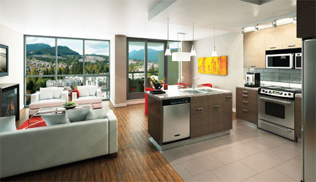 The luxury Coquitlam Parc Tower residences is now releasing Phase 2 condominiums in a low-rise building.