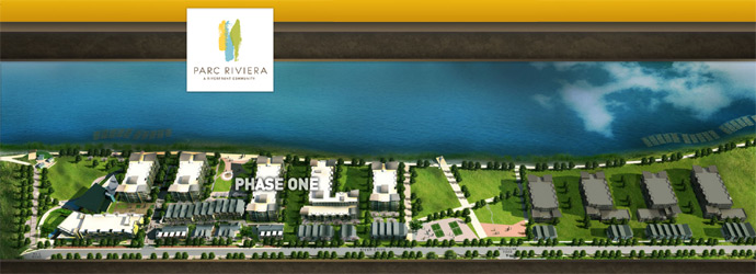 Phase 1 Parc Riviera Richmond BC as outlined in this detailed site plan.