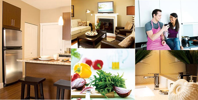 More interior images of the presale Parkside Greene Burnaby condos now selling.