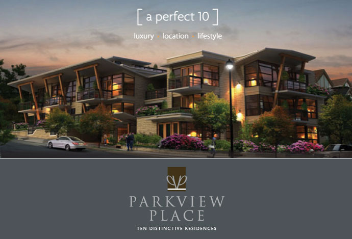 Luxury West Vancouver Homes For Sale At Parkview Place Condos.