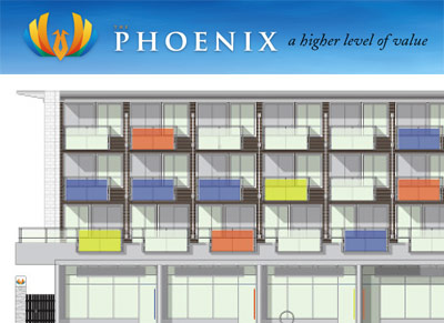 The pre-construction Phoenix Burnaby condos for sale on Grimmer Street are now in presale phase.