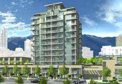 The Esplanade West condos are affordable waterview apartment homes in the North Van rental and resale market