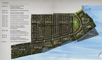 Master planned riverfront community of Port Royal is the largest community under development in all of Greater Vancouver.