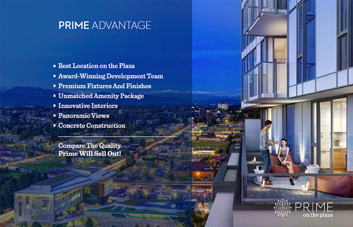 Presale Surrey Prime micro-condos advantage for homebuyers and investors.