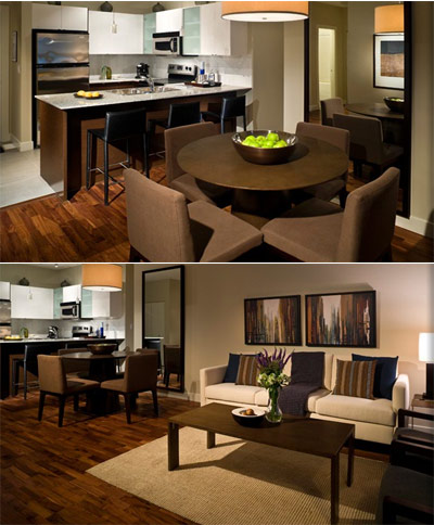 High-end interiors are standard in the Whalley Surrey Quattro3 condos now selling from low $100's.