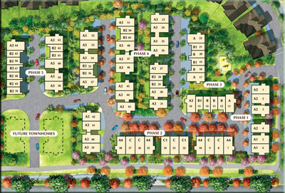 Located along a green street, the Langley Milner Heights townhomes at Radius are now launching for sale.