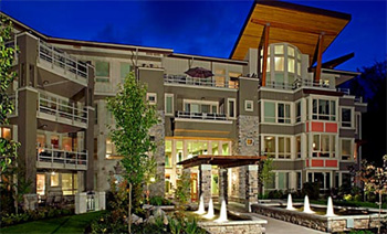 The resale listings at Seasons West at Ravenwoods North Vancouver luxruious coastal condo living