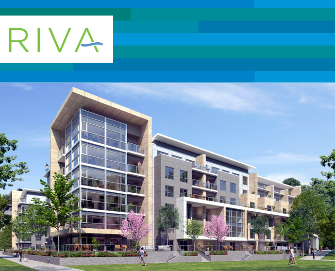 The preconstruction Richmond RIVA Condos by Onni Group of Companies!