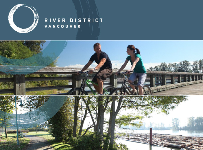 The Southeast Vancouver River District community offers plenty of outdoor amenities and recreational options for Polygon New Water home owners.
