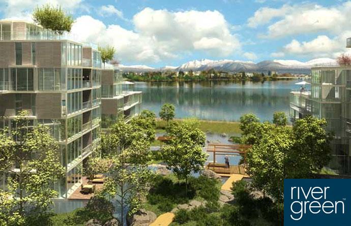 James Cheng Architect at River Green.