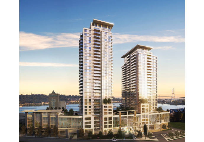 Bosa RiverSky New Westminster condos for sale.