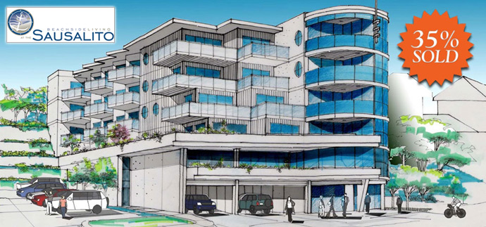 Waterfront White Rock Sausalito Beachside Living condos now available