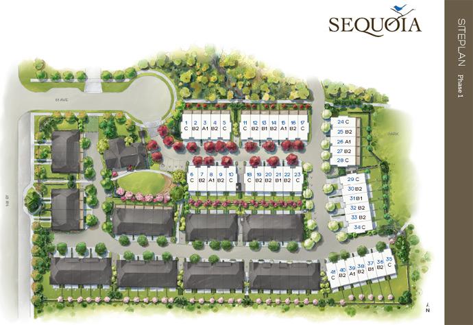 Phase 1 siteplan