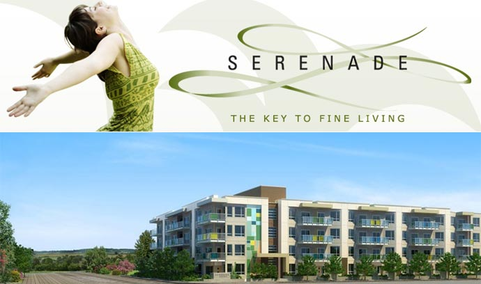 WestStone Group presents the new downtown Langley real estate development at Serenade Living.