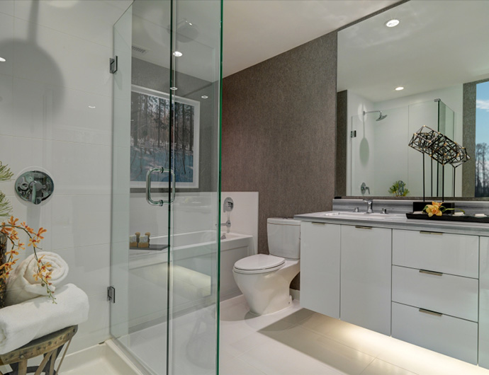 Amazing River District Vancouver South real estate district condo offering.
