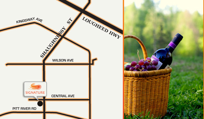 The Signature Port Coquitlam condos are sustainable residences at affordable pricing.