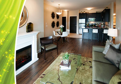 The new Summit Chilliwack condominiums provide spacious floor plans and a great price point.