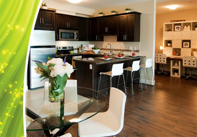 The Summit Chilliwack apartments offer the National Home Warranty for new construction.