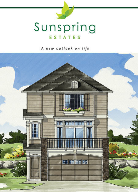 Solterra's Sunspring Estates Abbotsford homes for sale.