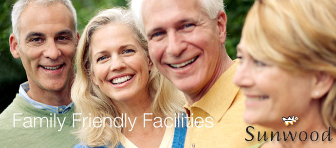 The Maple Ridge Sunwood Mature Lifestyle Community is now open.