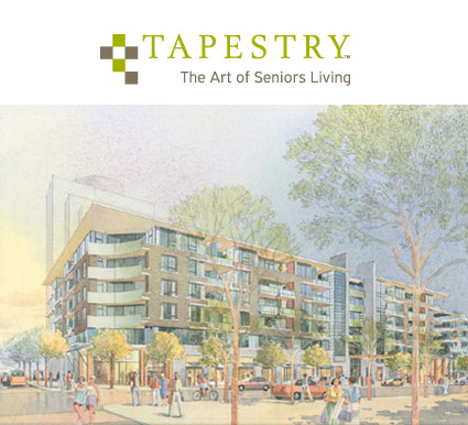 Tapestry at Wesbrook Village Vancouver retirement condos for sale at UBC