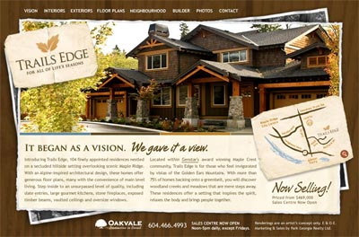 Visit the Trails Edge website today for more information about this Maple Ridge real estate purchase opportunity.