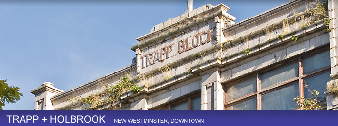 Classic meets modern at the Salient Trapp & Holbrook New West landmark development