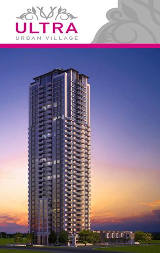 Urban Village at Central City Surrey real estate development introduces the next release of presale Surrey Ultra condos.