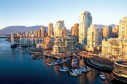 Predictions for the Metro Vancouver housing market says that the prices for real estate values will moderate through to 2009 and will re-balance and shift towards the buyer's market point of view.