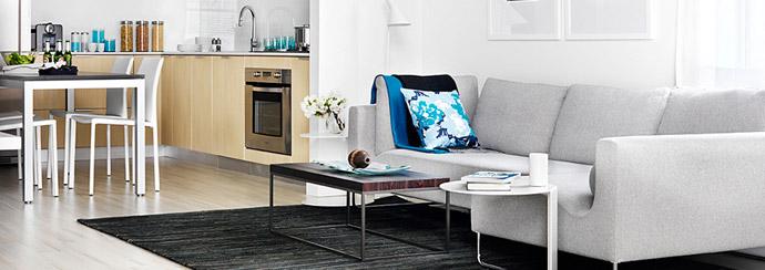 Versatile North Shore interiors.