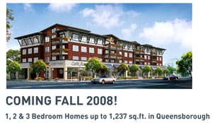 Close to local amenities and conveniences, these pre-construction New West Via condo homes are now for sale in the up and coming Queensborough district.