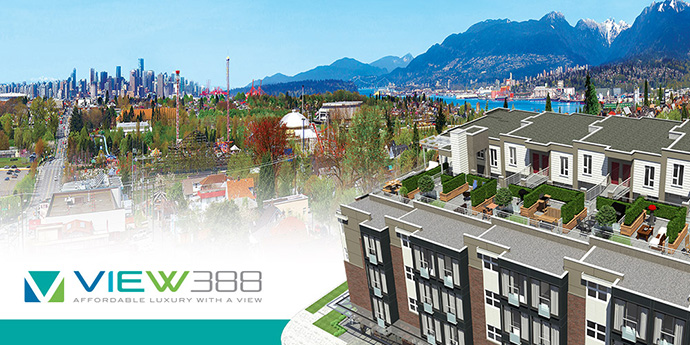 Affordable Vancouver East Apartments at View 388 Condos by THIND Signature Development