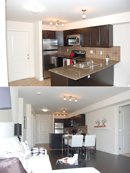 Affordable Surrey Condos for sale at The Villas in the Scottsdale Corridor start from just $199k.