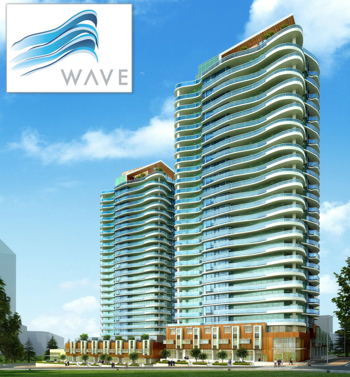 WAVE Surrey City Centre Condos for sale