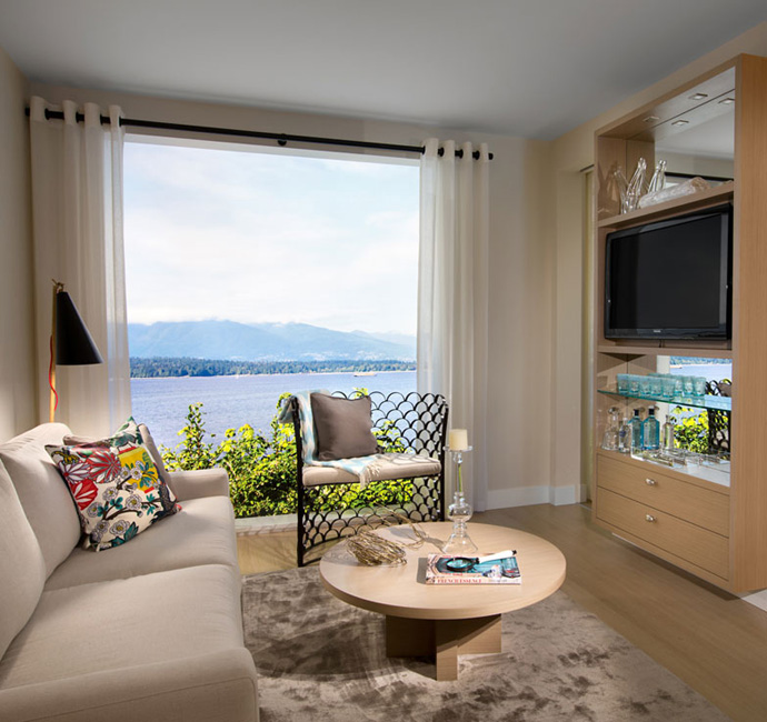 Spacious living areas in the layouts at The Westerley in Point Grey Vancouver Kitsilano real estate neighbourhood.