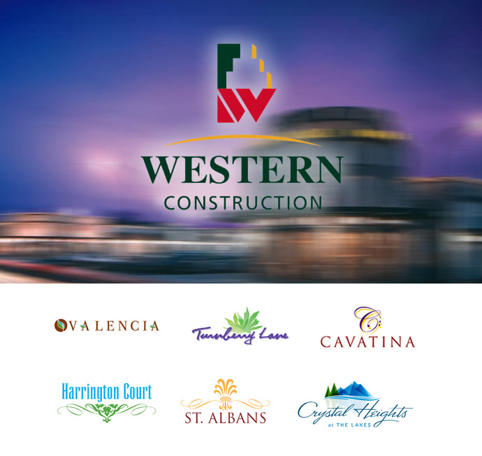 Western Construction Richmond real estate developments now selling.