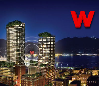 The downtown Woodwards Condo Assignments are now available and here is a fabulous 33rd floor one bedroom condo for assignment right now!